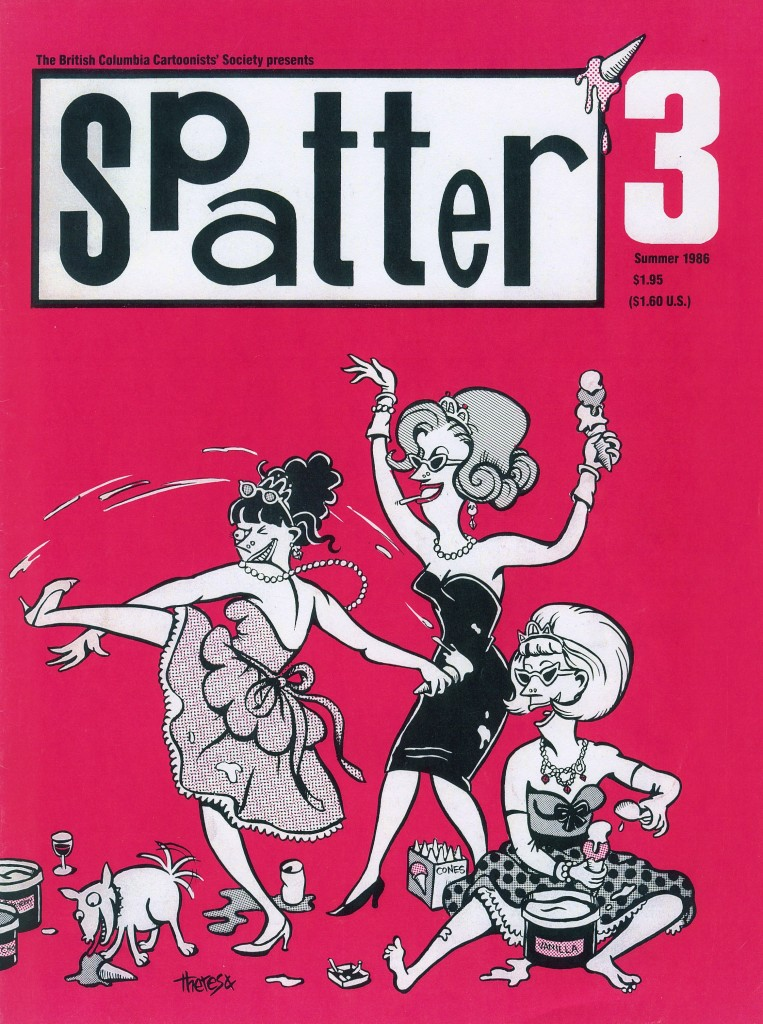Spatter Cover